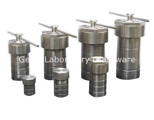 300 ml de Téflon Hydrothermale Synthèse Autoclave Réacteur (Personnalisable)