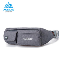 AONIJIE Mini Purse Ultra Thin Men Women For Outdoor Nimble Money Belt Waist Bag Travel Personal