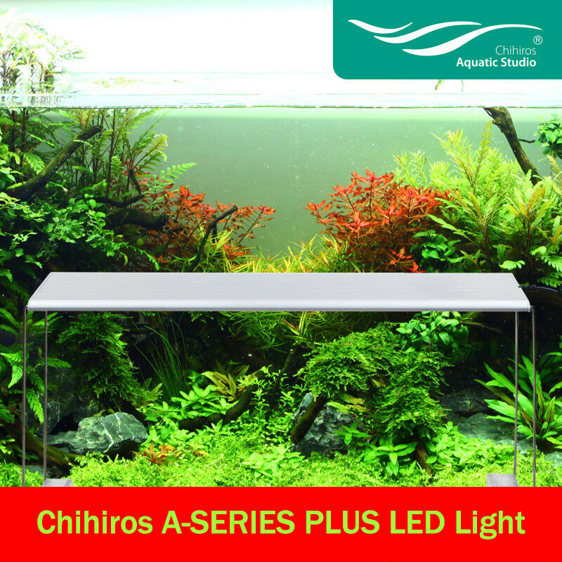 Chihiros A PLUS Series Aquarium Plant Grow LED Light Lamp With Wired Dimmer