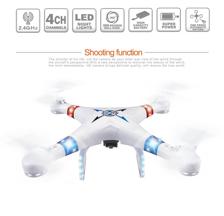 wifi fpv rc drone JXD396 2.4G 6Axis 4CH remote control RC UFO RC Drones Quadcopter With Gyro RTF with camera rc toys child gifts