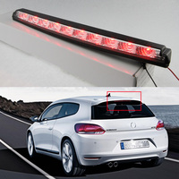 New design High Mouted LED Tail Brake Stop Lights for VW Scirocco 2008~ 12V DC Back Rear Led Third Brake Lights Car Light Source