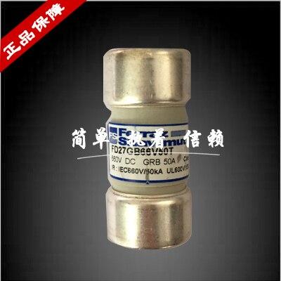 Fuse R076306 / FD27GB66V50T / 660V 50A / 27 * 60