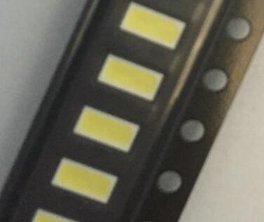Free shipping 50pcs/lot  4020 SMD LED Beads Cold white 1W 6V 150mA For TV/LCD Backlight best quality.