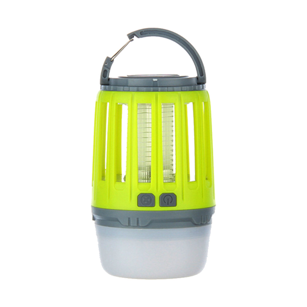 Image 2 - Camping Lights With Bug Zapper Mosquito Repellent Function Camping Lantern Mosquito Trap Mosquitoes Insect Killer Pest Reject-in Repellents from Home & Garden