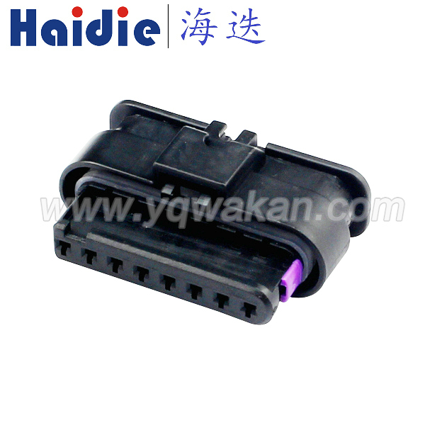 Free shipping 2sets 8pin Tyco/Amp 8 pin female waterproof auto electrical plug connector 872-862-521 30 sets superseal amp tyco 1 5 kit 1 2 3 4 5 6 pin female male waterproof electrical wire cable automotive connector car plug