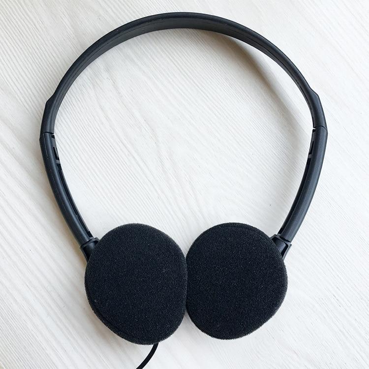 9980 3,5mm Kopfhörer Headsets Stereo Ohrhörer Für handy MP3 MP4 Für PC
