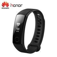 2019 Original HUAWEI Honor Band 3 Smartband huawei Heart Rate Smart Wristband Fitness Tracker Bluetooth 4.2 Smart Bracelet IP68