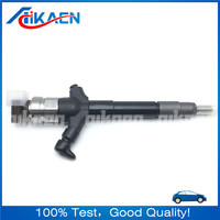 Hot sale 1465A041 095000 5600 new rail fuel injector for Mitsubishi L200 4D56 engine