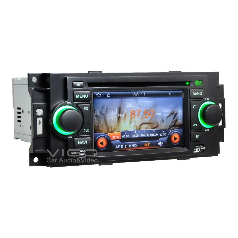US $406.0 |Car Stereo GPS Navigation for Chrysler 300C PT Cruiser Auto on