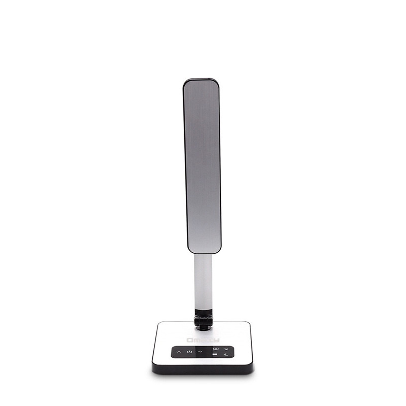 LED Touch On/off Switch  Desk Lamp 2800-5500K Eye Protection Light Dimmer Rechargeable USB Led Table US EU UK CN AU