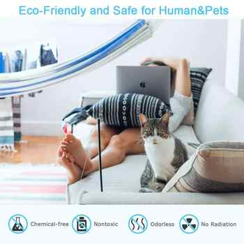 Enhanced Version Electronic Cat Ultrasonic Anti Mosquito Insect Repeller Rat Mouse Cockroach Pest Reject Repellent EU/US Plug