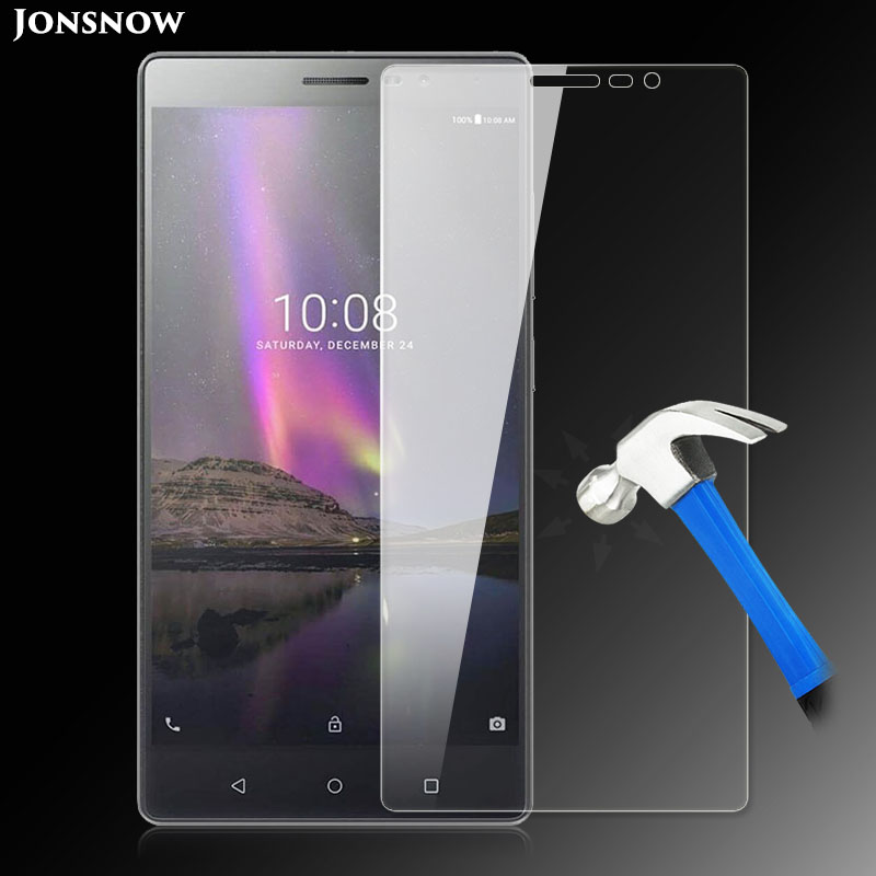 JONSNOW Screen Protector for Lenovo Phab 2 PB2-650M PB2-650N 9H 2.5D Explosion-proof Tempered Glass Tempered Glass