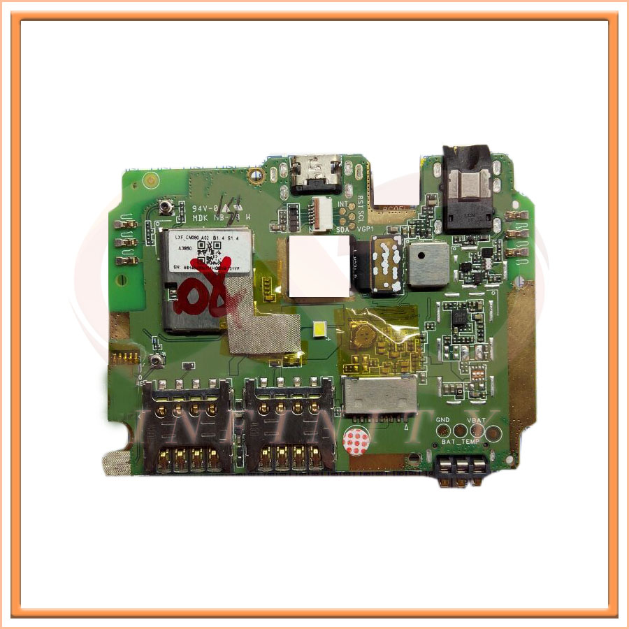 In Stock 100% Original Test Working Uesd For Lenovo A3860 Motherboard Smartphone Repair Replacement With tracking number