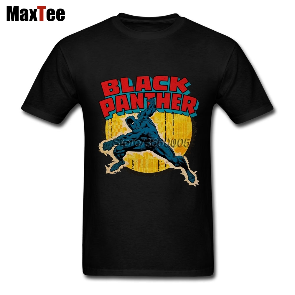Branded Designer Black Panther t Shirts Mens Fitted Short Sleeved Cheap Printed T-Shirt Party Big Size Official Merchandise