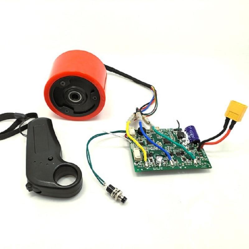 New Arrival DIY Electric Skateboard Brushless Electric Motor Wheels Kits 70mm 83mm For Skateboard Longboard E-skateboard