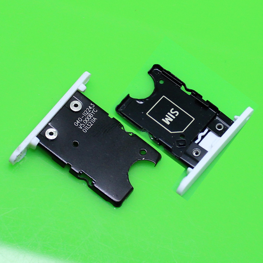 ChengHaoRan 1 Piece Brand New sim card holder reader for Nokia N1020 slot tray socket connector replacement.KA-263