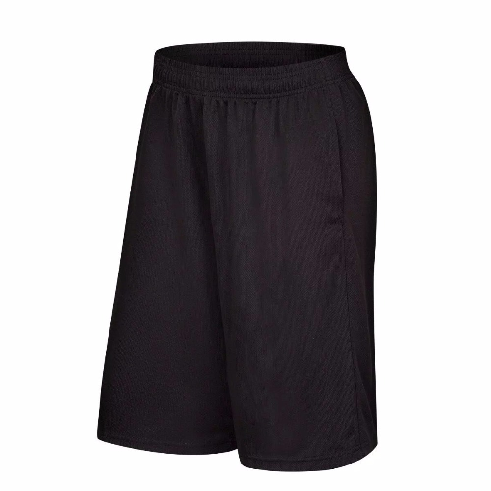 1a5ec09cdff Black Basketball Shorts Men Running Training Hiking fitness Gym Breathable  Quick dry loose tennis boxing Sport. US $9.00