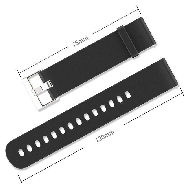 Colorful Silicone Band for Xiaomi Amazfit Smart Watch