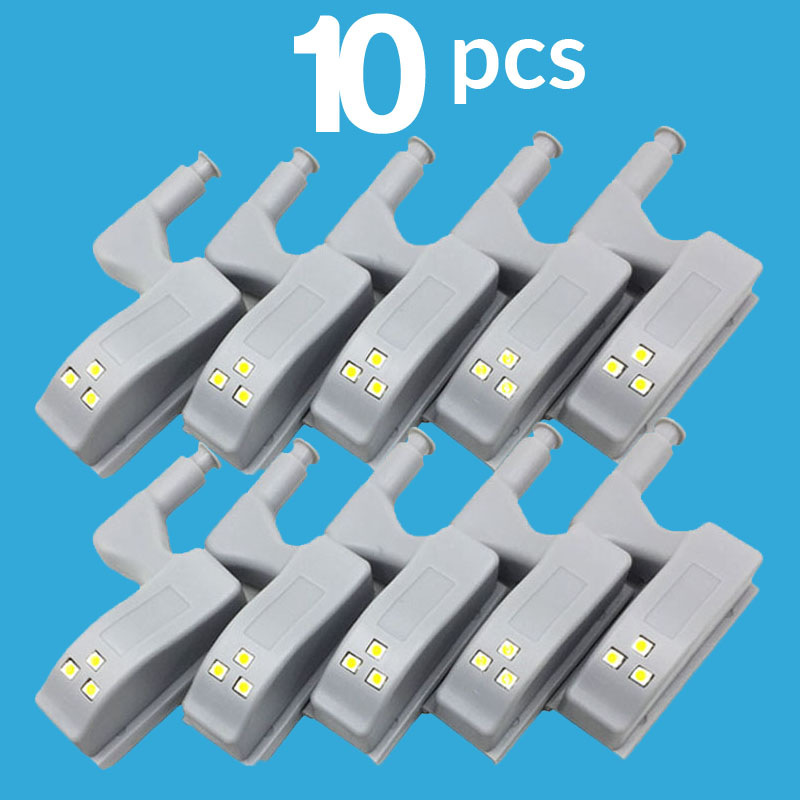 Hard-Working 10pcs Led Cabinet Hinge Led Sensor Light Luz Armario Wardrobe Lamp Night Light Cupboard Door Bulb Kitchen Lighting 0.3w Lampada Factory Direct Selling Price Back To Search Resultslights & Lighting
