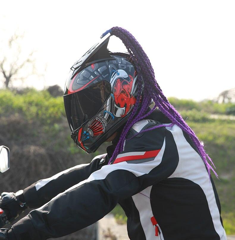 NEW Genuine High Quality AIS full face helmets winter warm motorcycle helmet Casco Motorbike capacete