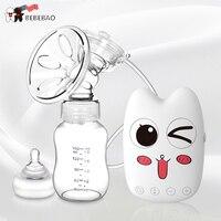 New arrival 2019 USA brand High intelligence good breast pump Postpartum Breast milk Nipple Suction Breast Electric breast pumps