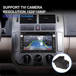 Image 2 - Isudar H53 Android Auto Radio Multimedia 2 Din Für VW/Volkswagen/Passat B5/Golf/Skoda Octa core RAM 4GB DVD Player DSP DVR Kamera