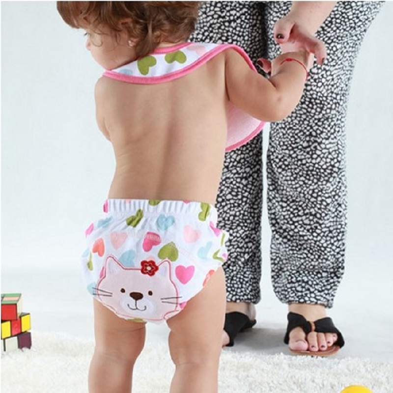 Baby nappies newborn diaper pocket baby LAB pants cloth diapers training cover