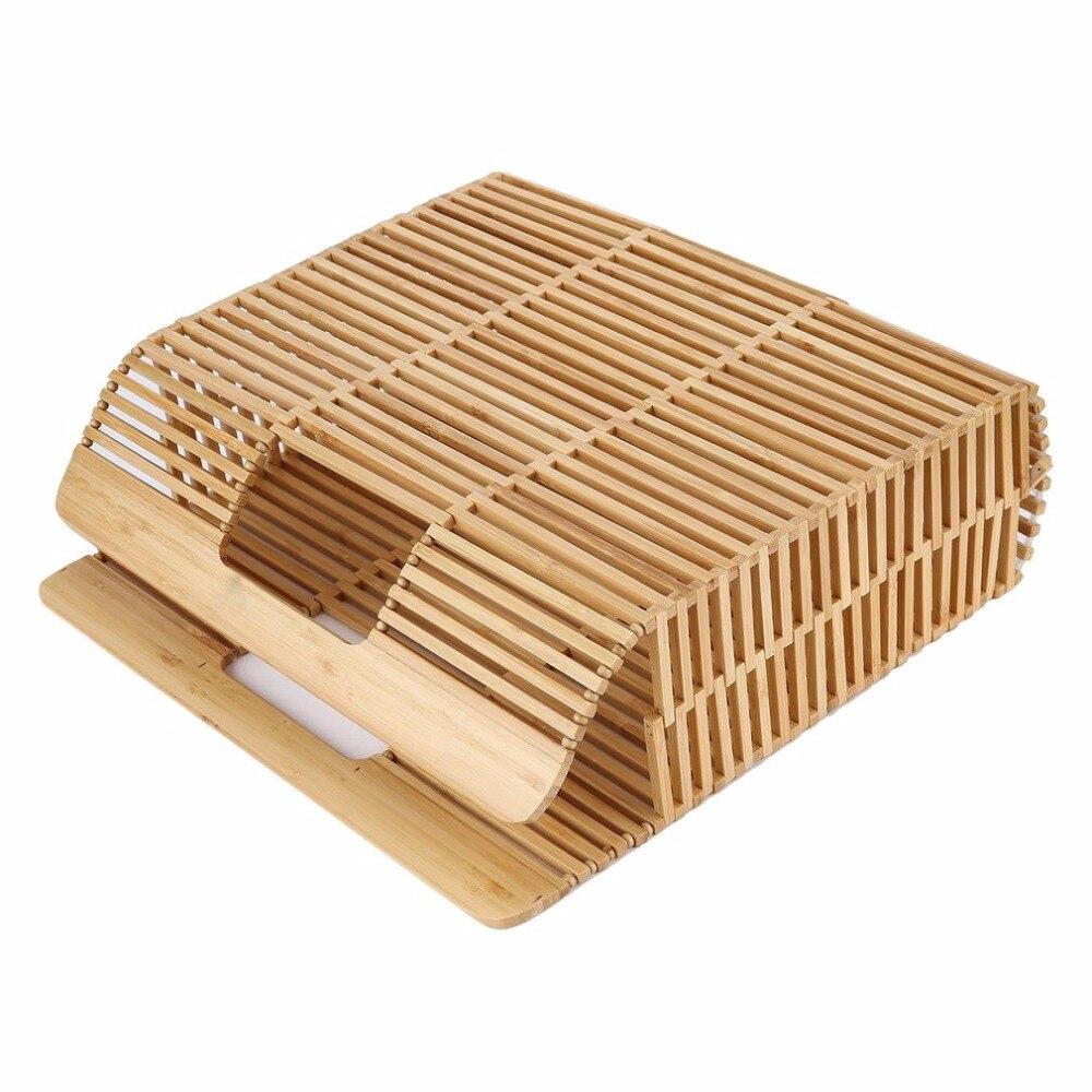 2018 Luxury Designer Beach Bag Fashion Foldable Bamboo Bag Women Travel Straw Tote Clutch Trunk Ladies Woven Handbags For Girl vm fashion kiss european and american leisure straw bags vintage beach bag for women rattan handbags travel tote lunch hand bag