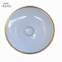Modern Smart Remote Control LED Ceiling Lamp Arbitrary Dimming Bedroom Living Room Ceiling Lights Fixture Aluminum