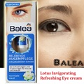 Germany Balea Revitalizing Eye Cream Lotus Invigorating refreshing Eye cream Gel caffeine & vitaminC Fight swelling dark circles