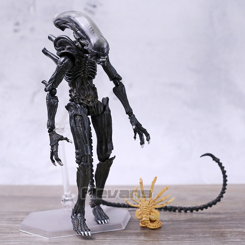 PVC Action Figure New In Box Figma SP-109 Predator 2 Takayuki Takeya Ver