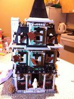 Lepin 16007 Haunted House Building Bricks Blocks Toys For Children Boys Game Model Car Gift Compatible