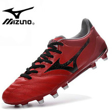 Mizuno II TF Morelia Neo KL Mix Rugby Boots Adult Diva R/Safety sneakers Men Shoes Weightlifting Shoes Size 39-45 Free Shipping