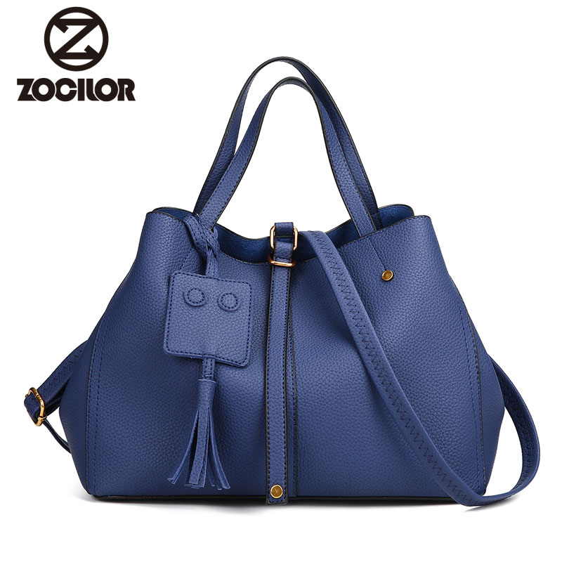 2017 fashion PU Leather Handbag Luxury Handbags Women Bags Designer Tote Messenger Bags Crossbody Bag for Women sac a main