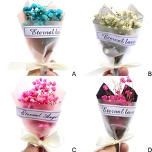 Dried Flower Bouquet Starry Home Garden Festive Party Supplies Artificial Decorations Dried Flowers