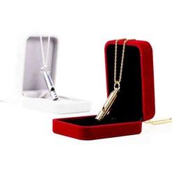 Metal latón salvavidas emergencia supervivencia collar con forma de silbato perfecto regalo de cumpleaños para el amante o el niño