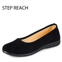 STEPREACH Brand Shoes Woman Flats Women Zapatos Mujer Sapato Feminino Chaussures Femme Casual Adult Sapatilha Spring