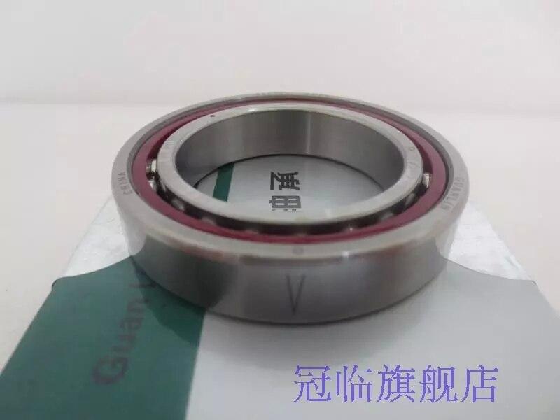 Performance de coût 30*47*9mm 71906C SU P4 roulements à billes à contact oblique roulements de précision à grande vitesse