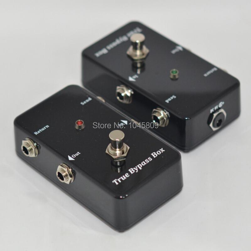 True-Bypass Looper Effect Pedal Guitar Effect Pedal Looper Switcher true bypass guitar pedal Black Loop switch aroma adr 3 dumbler amp simulator guitar effect pedal mini single pedals with true bypass aluminium alloy guitar accessories