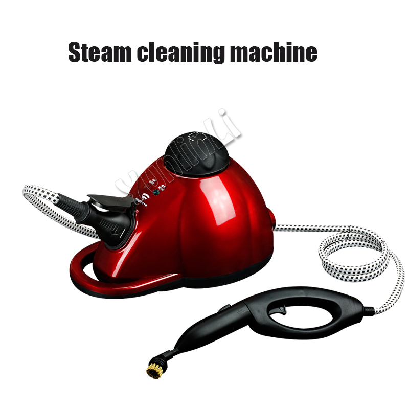 Steam Cleaner Steam Mop High Temperature Steam Cleaning Machine Commercial Kitchen Cleaning Machine KB-2009HA 1pc household high temperature kitchen bathroom steam cleaning machine handheld high temperature sterilization washing machine