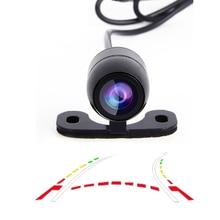 Динамическая камера 12V ночного видения Автомобильная камера заднего вида для заднего вида автомобиля/Передняя бабочка универсальная камера(все машины