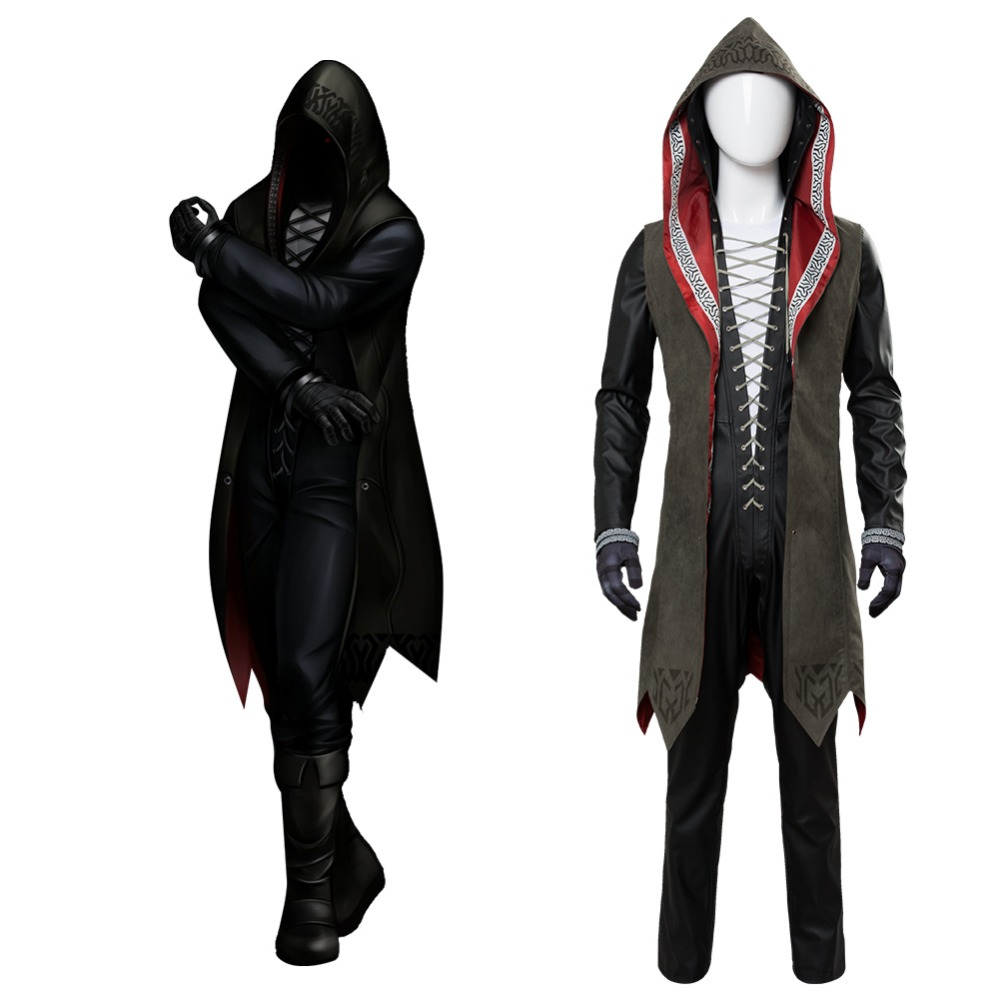 The King of Fighters XIV KuKri Cosplay Costume Outfit Adult Men Halloween Carnival Costumes image
