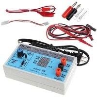 AC 220 V Işık Ile LED Ekran Ekran Aydınlatmalı LCD Tester Boncuk Kurulu Lamba S08 Bırak gemi