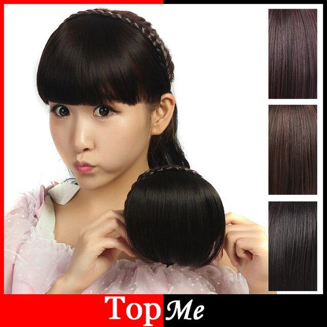 Aliexpress.com : Buy Nice Women Bangs Fringes Hair Female ...