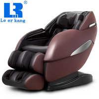Hot !!! LEK988X professional full body massage chair automatic recline kneading massage sofa sale zero gravity electric massager