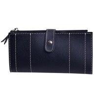 2017 Unique Design Women Daily Use Clutches Handbag Quality Clutch Purse Fashion PU Leather Wallet Women