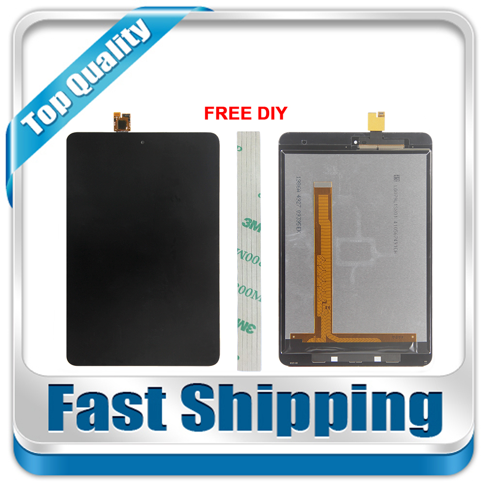 New For Xiaomi Mipad 3 Xiaomi Mi Pad 3 2048x1536 Replacement LCD Display Touch Screen Assembly 7.9-inch Black for xiaomi mipad 3 mi pad 3 xiaomi mi pad 3 mipad 3 mce91 display panel lcd combo touch screen glass sensor replacement parts
