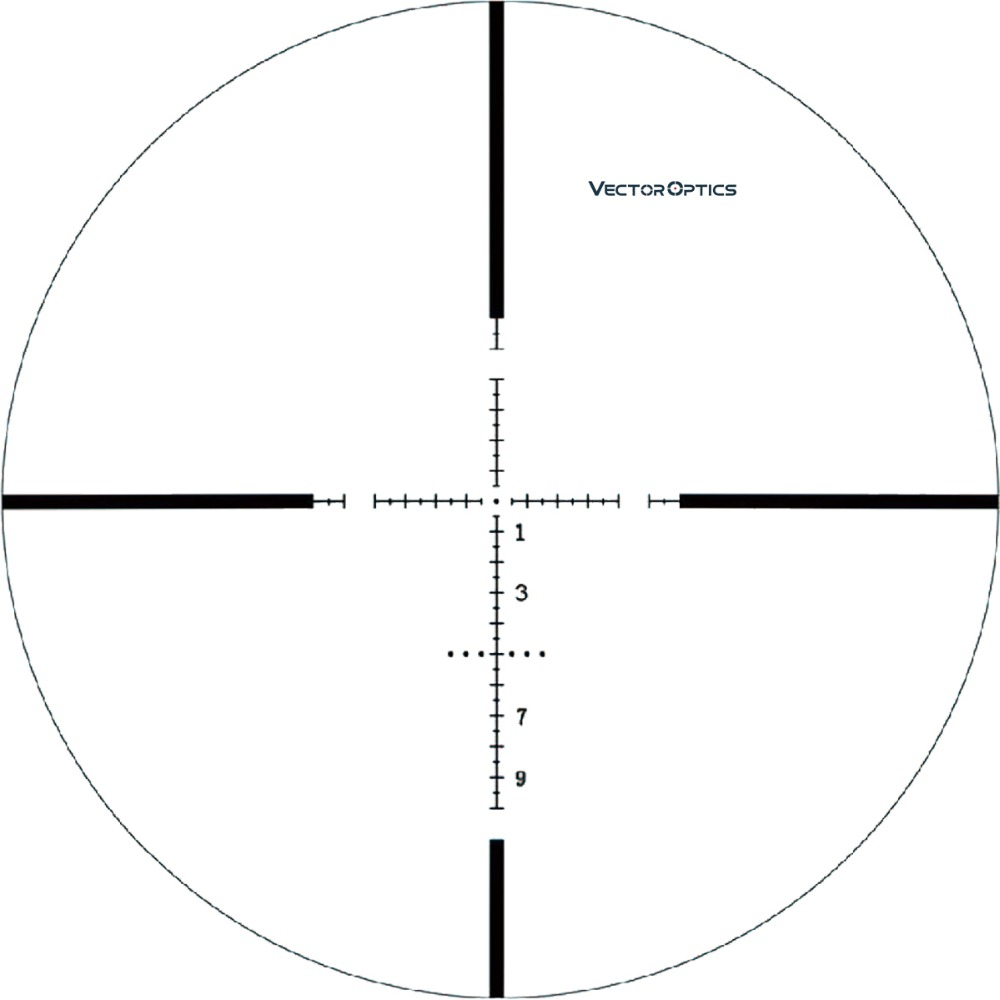 VO Marksman 6-25x50 Acom reticle