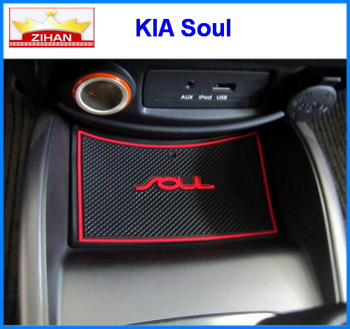 Kia Soul Accessories >> Car Accessories For Kia Soul Anti Slip Sticker Gate Slot Pad Door
