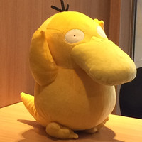 Anime Games Pikachu series new 38CM Psyduck plush toy Swire armor stuffed toys A birthday present for children Christmas gift